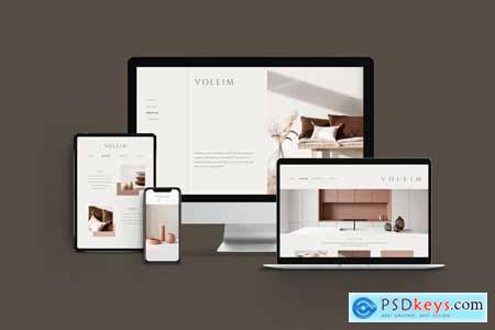 All Devices Mockup Scene Creator 3998514