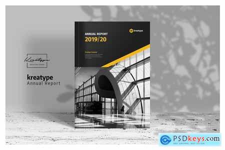 Kreatype Annual Report 4049678