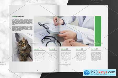 Veterinary Clinic Brochure V01 4062768