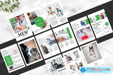 Veterinary Clinic Brochure V01 4062768