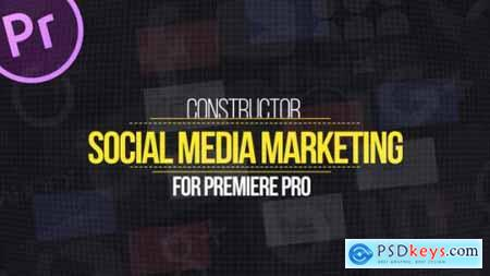 Videohive Social Media Marketing Explainer for Premiere Pro 22422141