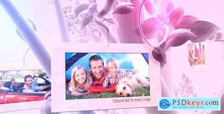 Videohive Photo Album Summer Memories 7203381