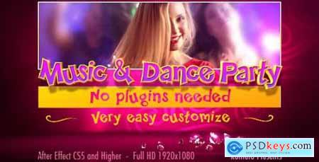 Videohive Dance Party 7090680