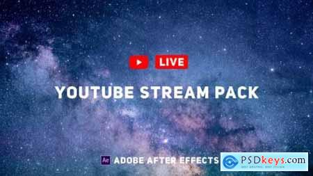 Videohive YouTube Live Pack 24589838