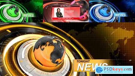 Videohive News Package 19761693