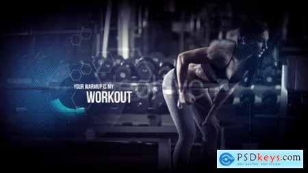Videohive Fitness Trailer 23369279