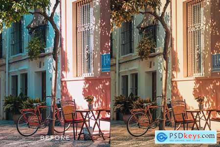 DC Pastel Lightroom Preset Pack 2 4101440
