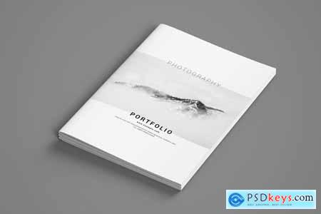 Portfolio Brochure Template 4095182