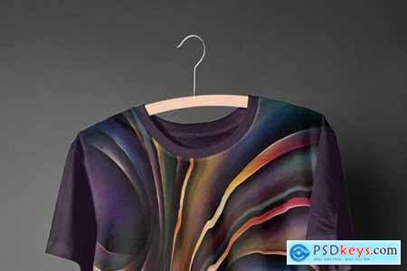 T-Shirt Mockup Template 4113805