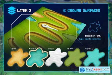 WIRAWIRI – Game Level Map Builder 4084740