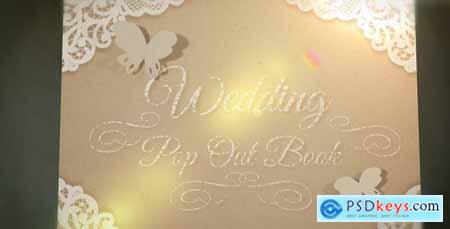 VideoHive Wedding Pop Out Book 2589724