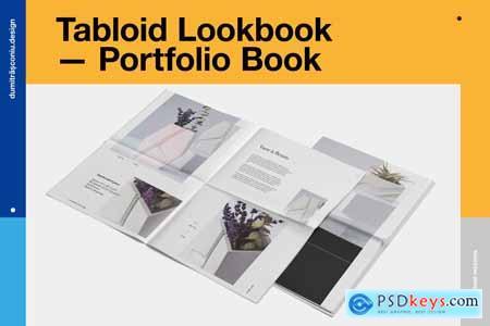 Tabloid Lookbook  Portfolio 4127826