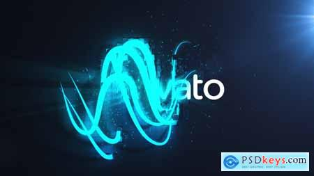 Videohive Magic Lights Logo Reveal 24205279