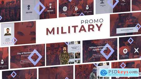 Videohive Airsoft War Military Promo 23882623