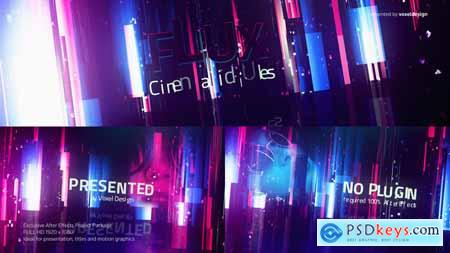 Videohive FLUX Cinematic Titles 23982456