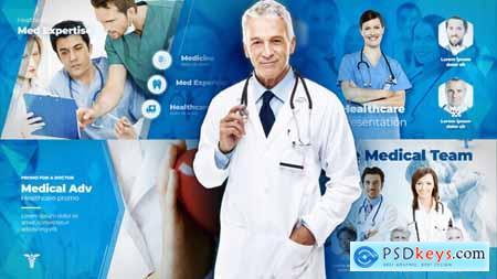 Videohive Medical Presentation 23129080
