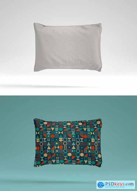Rectangular Pillow Mockup 286398322