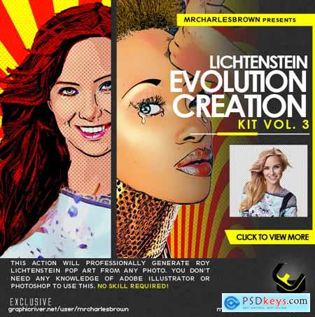 Lichtenstein Evolution Creation Kit v3 22921315