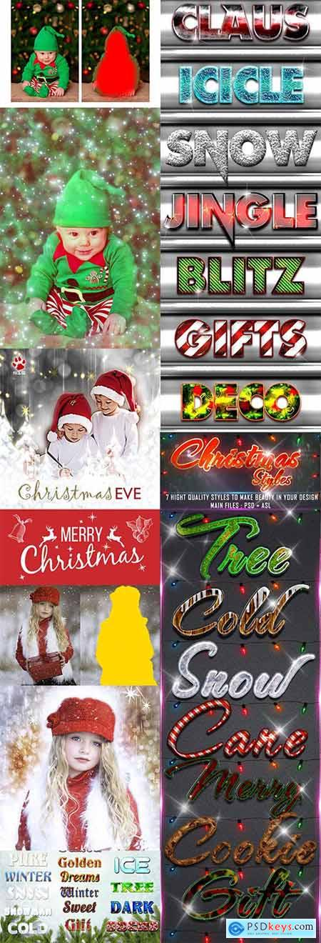 2019 Big Christmas Bundle Graphicriver