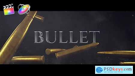 Videohive Bullet Title 24660202