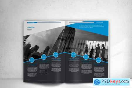 Company Profile Brochure 4141863