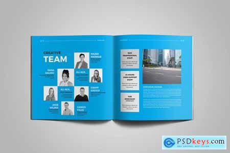 Square Company Profile Brochure 4141506