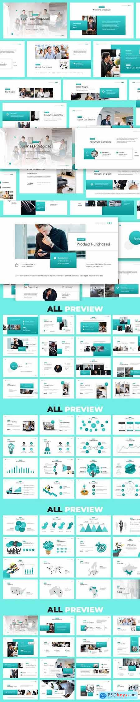 Business Proposal Powerpoint Presentation