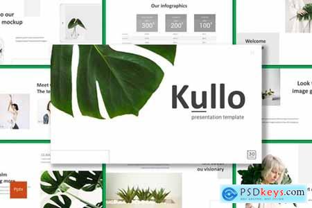 Kulo Powerpoint, Keynote and Google Slides Templates