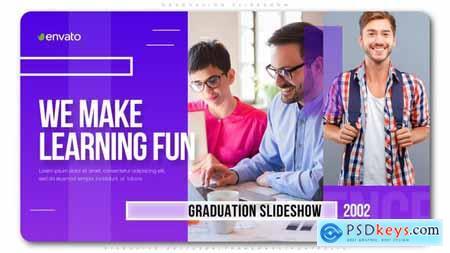 VideoHive Graduation Slideshow 24119735