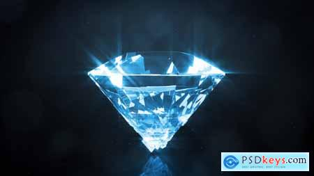 VideoHive Luxury Diamond Logo 24716543