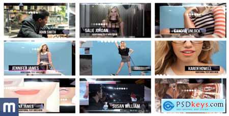 VideoHive Fashion Show - Movie Intro 6614962