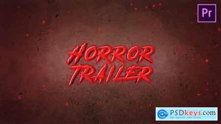 Videohive Horror Trailer 24734371