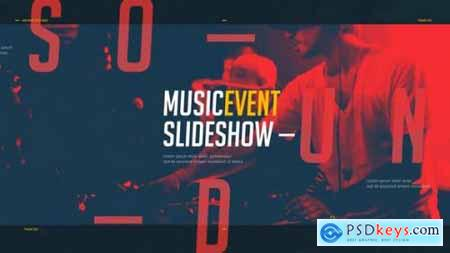 Videohive Music Event Slideshow 24735521