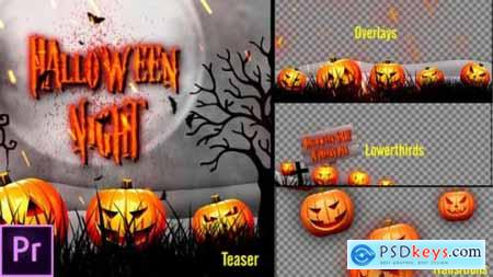 Videohive Halloween Teaser Promo Pack Premiere Pro 24727580