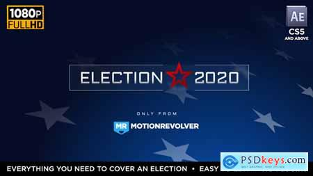 Videohive Election Essentials 2020 17652168