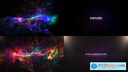 Videohive Magical Dust Logo Reveal 15142695