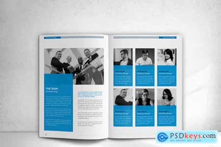 Business Brochure 4126023