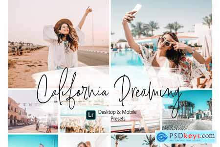 California Blogger Lightroom Presets 4102378