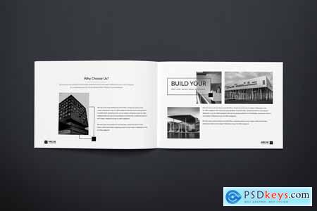 Landscape Architecture Brochure 4166452