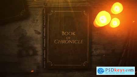 Videohive Book of Chronicle 24754061