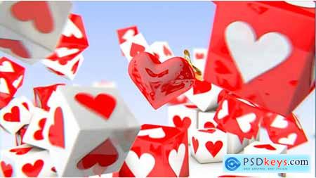 Videohive Valentines Day Card 14382074