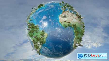 Videohive Travel World Video 24380040