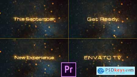 Videohive Cinematic Teaser Promo Titles Premiere Pro 24686921