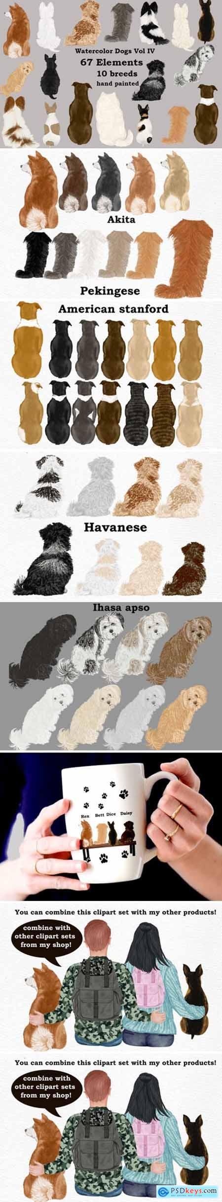 Dog Clipart, Dog Breeds, Pet Clipart 1831724