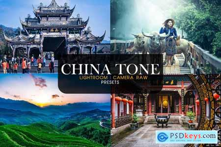 20 China Tone Lightroom & Camera Raw 4152376