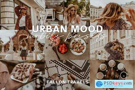 Urban Mood Mobile Lightroom Presets 4126445