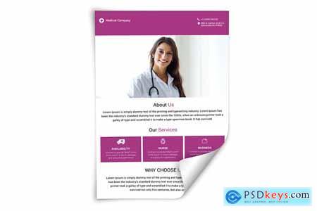 Medical Flyer 2578939