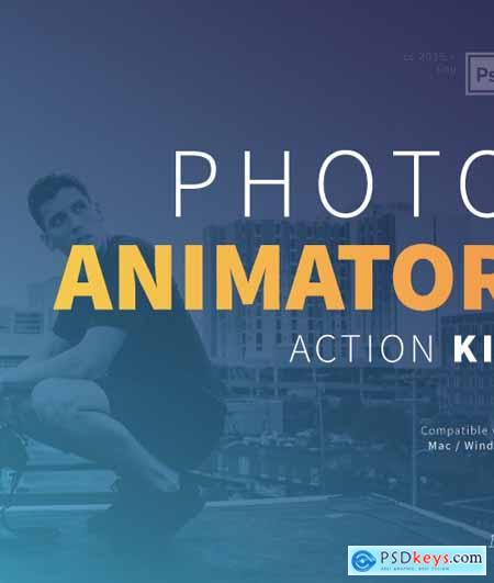 Photo Animator Kit Action 24722778