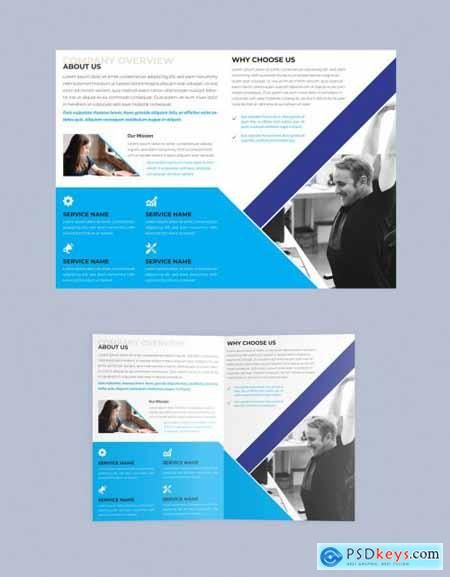 Business Bifold Brochure 5