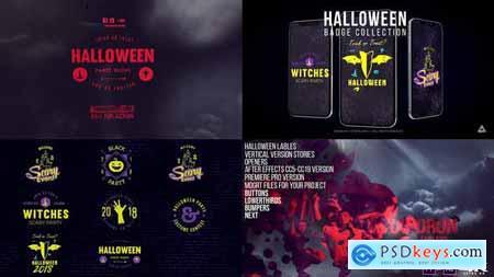 Videohive Halloween Horror Opener 18182021 ( Last Update 6 October 19 )